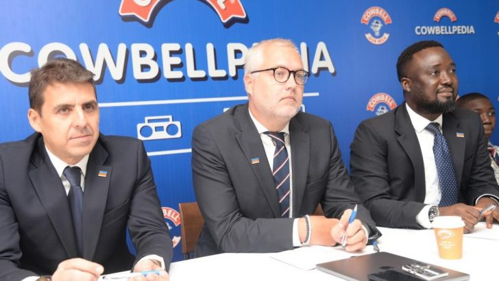 Cowbellpedia Mathematics Competition Searches For 2019 Champion