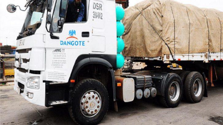 Our Truck Not Involved In Ekiti Accident—Dangote Speaks