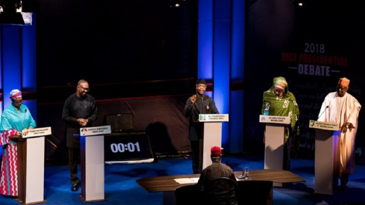 Election, Debate and The Need For Attitudinal Change, By Omoshola Deji