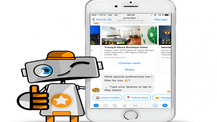 Jumia Boosts Customers' Buying Experience With Chatbots