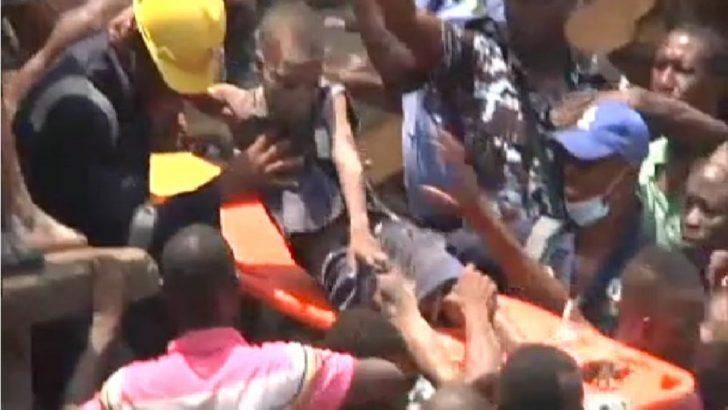 Building Collapses In Lagos, Kills Pupils, Headmaster