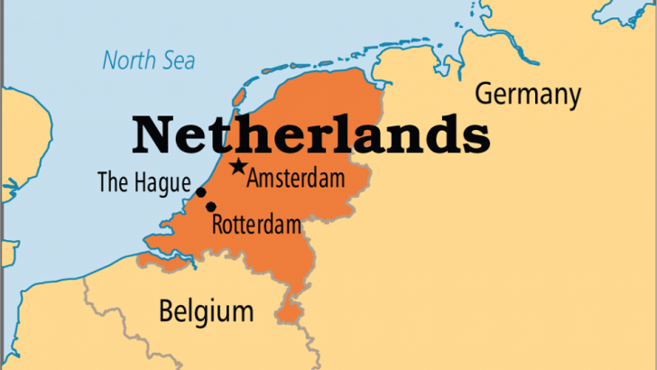 Now The Netherlands: History Repeats Itself
