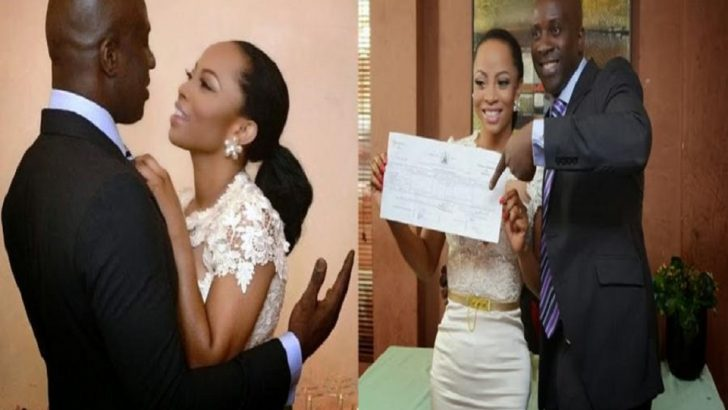 Drama Erupts At Toke Makinwa-Maje N100m Defamation Suit