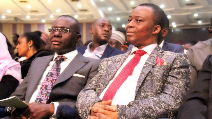 Faces At D.K Olukoya's Doctorate Degree Conferment At UNILAG