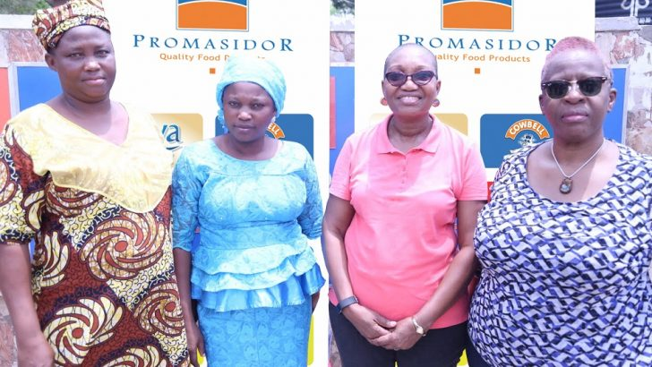 Promasidor's Scheme for Parents of Physically Challenged Children Timely—Beneficiaries