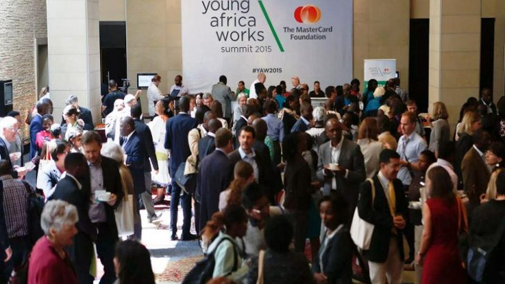 Publiseer Invited to Mastercard Foundation's Young Africa Works Summit in Cape Town