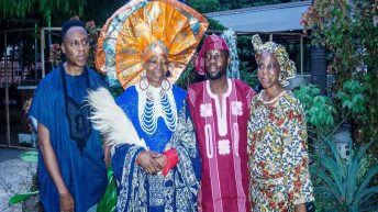 Okundaye Seeks Fusion Of Cultural Crafts, Skills With Western Education