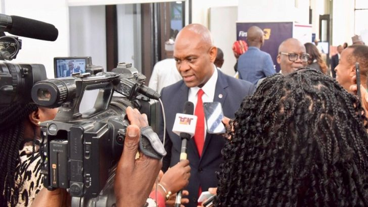 Government Must Create Favourable Tax Policies, Says Elumelu