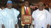 Development Bank Of Nigeria Chief Becomes CIBN Fellow