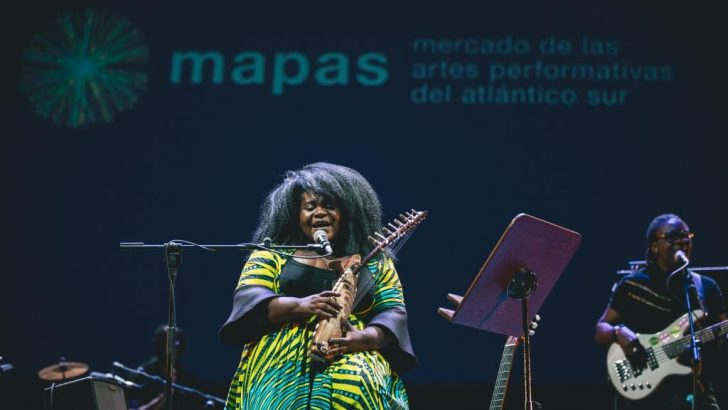 African Artists, Others Gather For MAPAS in Spain