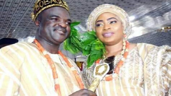 Obesere, Wife Get Chieftaincy Titles
