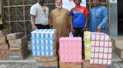 Promasidor Donates to Orphanages