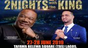 Chris Okafor Prepares For 'Two Night With The King' In Lagos