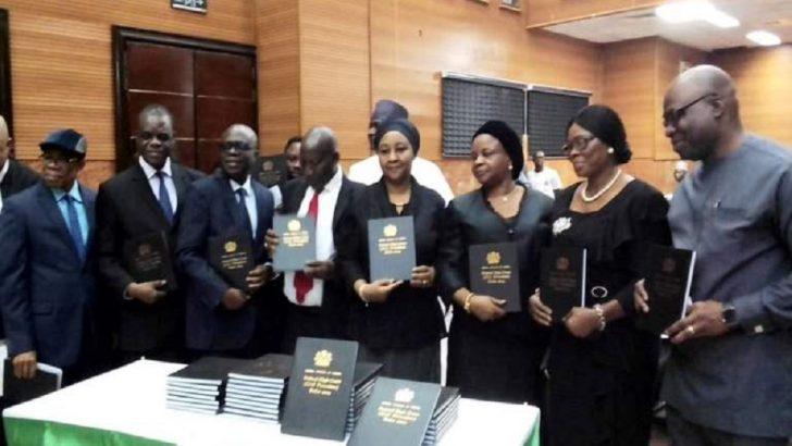 Justice Kafarati Unveils Federal High Court Civil Procedure Rules 2019
