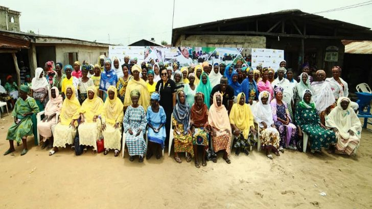 Widows' Day: CBA Foundation Empowers Widows In Lagos