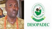 Group Asks Court to Nullify Ejele's Appointment as DESOPADEC Board Chairman