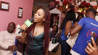 Chidinma Thrills At Molped's 'Mo Girls' Launch