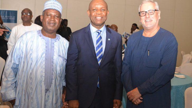 Nigeria's Marketing Institute Honours Mouka's CEO
