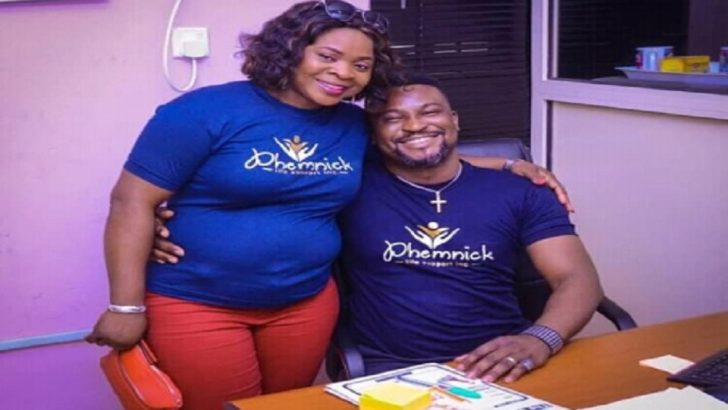 Travel Agency, Phemnick, Visits Orphanage to Mark Anniversary