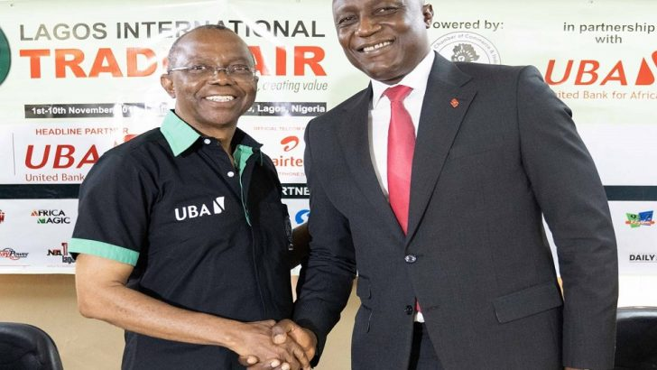 Lagos Int'l Trade Fair: UBA, LCCI to Create Value For SMEs