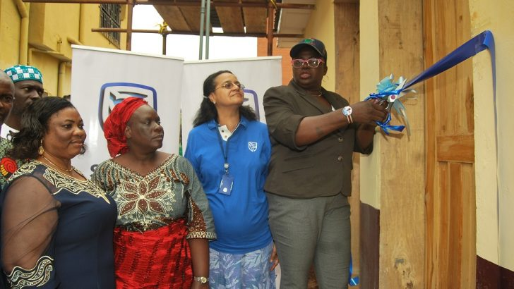 Stanbic IBTC Upgrades Infrastructure of Lagos Primary School