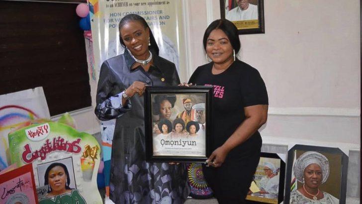 Lagos Commissioner Endorses Dayo Amusa's 'Omoniyun'