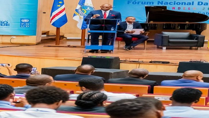 Entrepreneurship Journey Entails Hard work, Discipline, Sacrifice–Elumelu Tells Cape Verdean Entrepreneurs