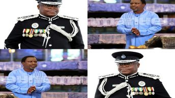 Ghana's Police Chief Urges Prison Inmates To Watch Emmanuel TV
