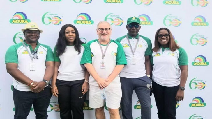 Expert Advises Nigerians as Mouka 'Walks For Wellness And Health'