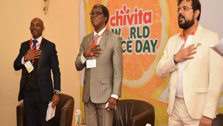 CHI MD, NSN Chairman Advocate Daily Fruit Juice Intake
