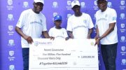 Stanbic IBTC Gives Limbless Children Succour Via Together4ALimb Initiative