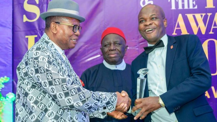UBA Group Gets Double Honours, Wins CEO, 2019 Bank of the Year