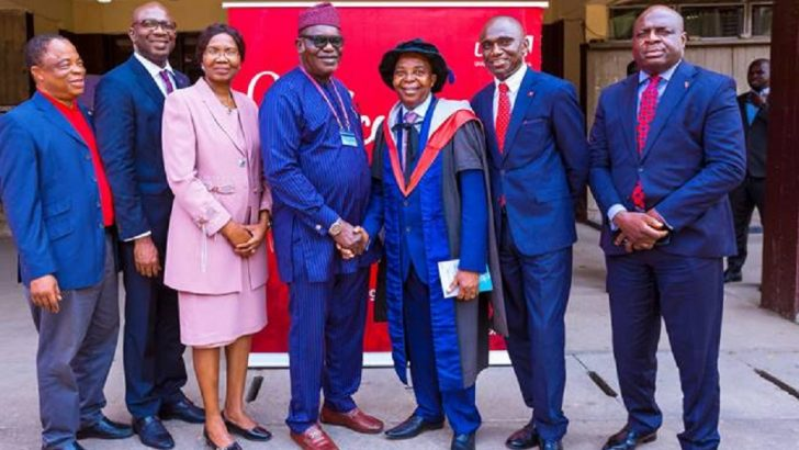 University Dons Proffer Solutions to Africa's Economic Prosperity at the UBA Professorial Lecture