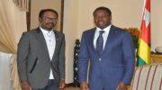 My Visit To President of Togo Not Political—Iginla