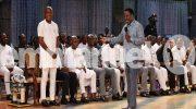 Key Things TB Joshua Told Bayelsa Governor Elect, David Lyon, At Synagogue