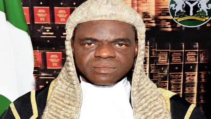 Justice Tsoho Assures Judges, Staff Improved Welfare