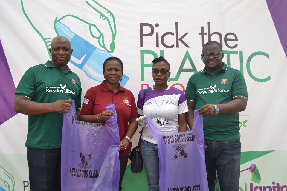 Pick-a-Plastic Campaign