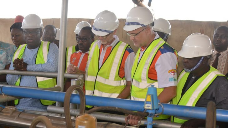 Promasidor Consolidate Pact on Ikun Dairy Farm for Milk Production