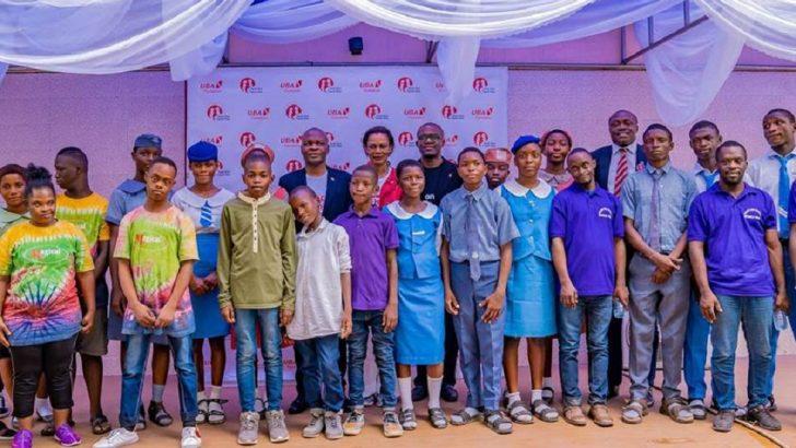 UBA Staff Across Africa Give Back at UBA Foundation's Each One, Teach One Initiative
