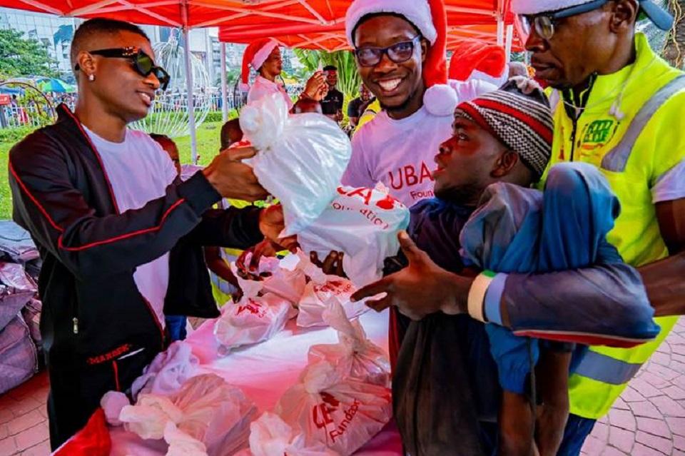 UBA Foundation Food Bank