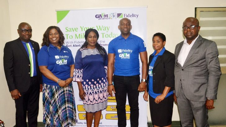 GAIM 4 DRAWS: 13 New Millionaires Emerge In Fidelity Bank's Savings Promo, Begin 2020 On Happy Note