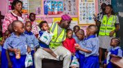 Lagos Lawmaker Gives Pep Talk To Young Students