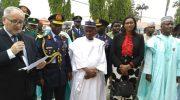 Mouka Honours Ex Service Men, Donates Products