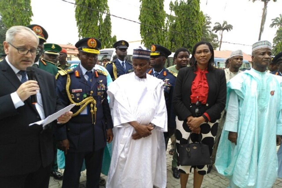 mouka armed forces remembrance day
