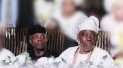 Fresh Photos From Rasaq Okoya's 80th Birthday