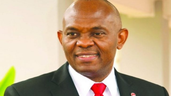 Tony Elumelu Donates Technology Centre to AAU