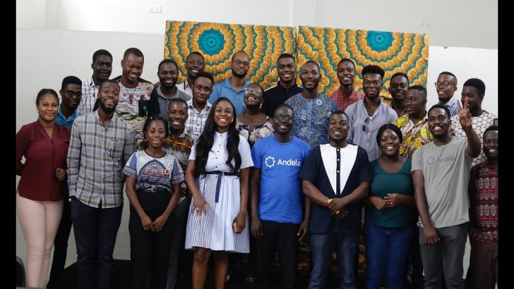 Andela Hosts Ghana Tech Ecosystem at Media Connect, Remote Heroes Events
