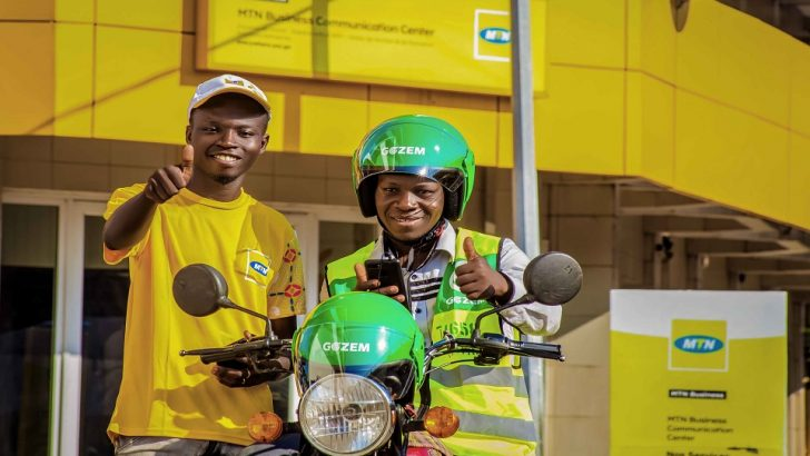Gozem, MTN Announce Zero-Rating Partnership
