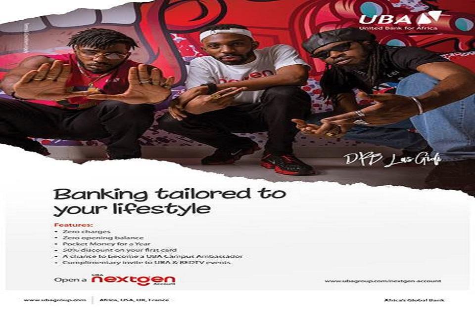 NextGen Account by UBA