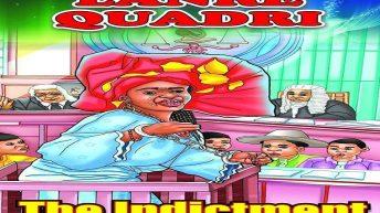 Lanre Quadri's The Pseudo Democrat For 2020 Lagos Theatre Festival